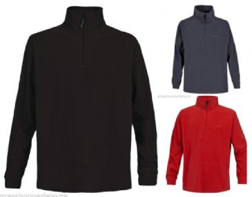 Trespass Lap Mens Outdoors Micro Fleece Top